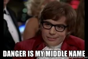 Austin Powers: Danger is My Middle Name