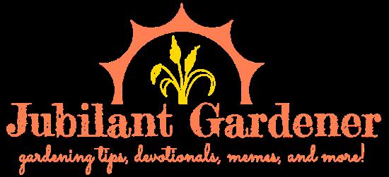 Jubilant Gardener
