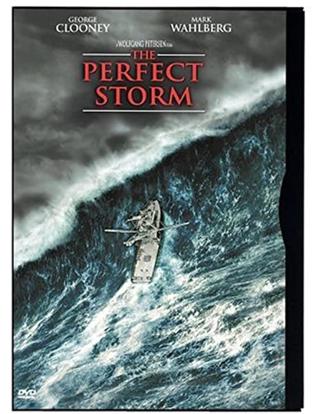 Perfect Storm Movie Poster